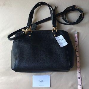Coach Bags - Coach handbag with crossbody strap NWT